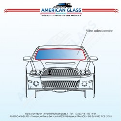 FORD MUSTANG 2010-2014 PARE...